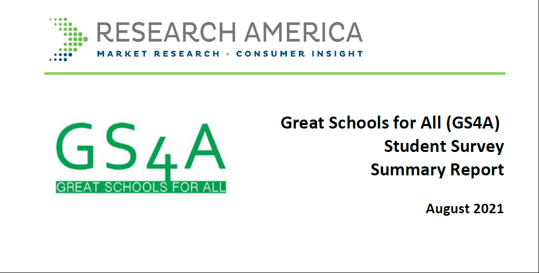 GS4A Student Survey Summary Report